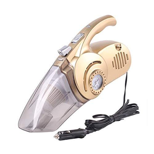 Wired Car Staubsauger Mit LED-Licht, DC 12 Volt, Wet/Dry Tragbaren Handheld-Auto-Staubsauger, 16 Ft (4 M) Netzkabel Mit Tote,English