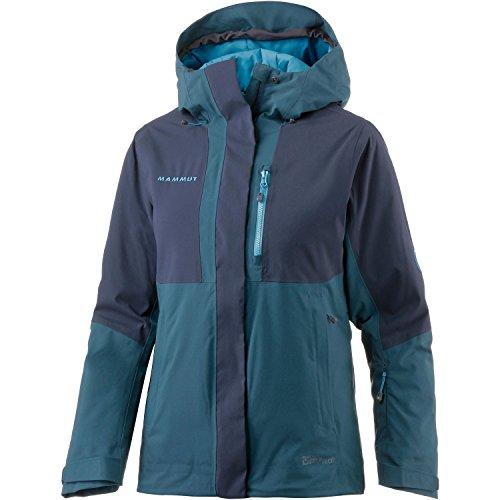 Mammut Damen Snowboard Jacke Argentera Hooded Jacket