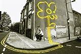 Banksy Poster Pollard Street - 42 x 58 cm