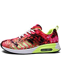 Uomo   Donna Scarpe da Ginnastica Air Running Sneakers Corsa Sportive  Fitness Shoes Basse Interior Casual 3eb320618c6