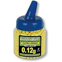 Goldenball 35270 Munición para Armas, Unisex Adulto, Talla Única