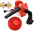 Jakmister 2.6m³/min 600watts/15000 RPM /80 Miles Per Hour/Vacuum Cleaner/Dust Cleaner/ Air Blower