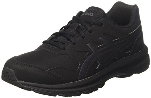 ASICS Damen Gel-Mission 3 Walkingschuhe, Schwarz (Blackcarbonphantom 9097), 39 EU (Asics-gel-sport)