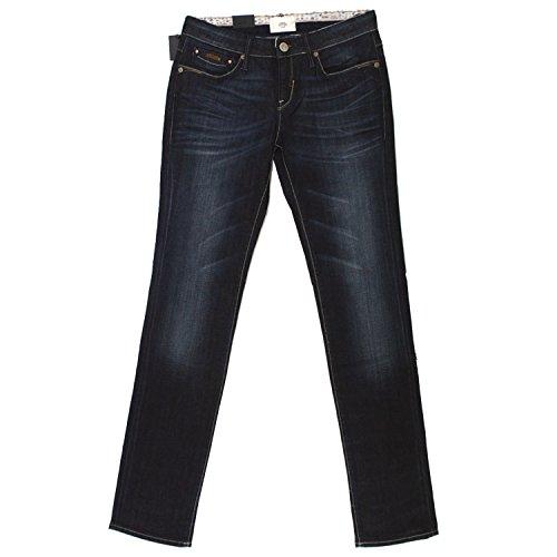 Mavi, Kerry, Damen Jeans Hose, Stretchdenim, deep martini blue, W 31 L 32 [17780] (Mid-rise Mavi Jeans Jeans)