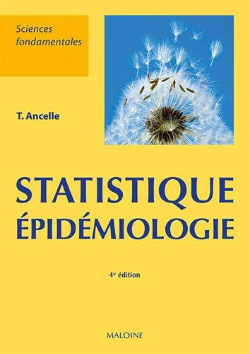 Statistiques pidemiologie