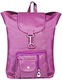 15136: Howdy Women Leather Handbags (Purple)