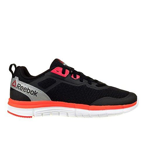 REEBOK enfant Chaussures Zquick Soul - Couleur: Noir - Taille: 38,5