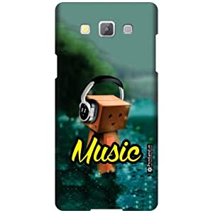 Printland Designer Back Cover for Samsung Galaxy A5 SM-A500GZKDINS/INU - Fine Case Cover