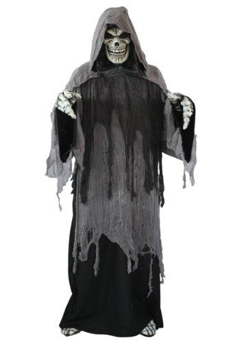 Tod Halloween Kostüm Deluxe - Grim Reaper Deluxe Kostüm