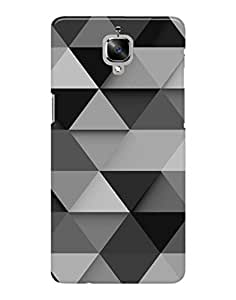 Gismo OnePlus 3T Printed Cover For One Plus 3T Back Case Cover