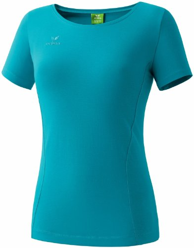 erima Damen T-Shirt Style, petrol, 36, 208228