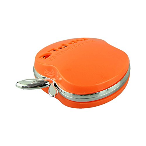FASHLADY Universale Nuovo Profumo Profumo Car Design Comodo Kit per Auto sentimento & amp; all'Ingrosso: Arancio
