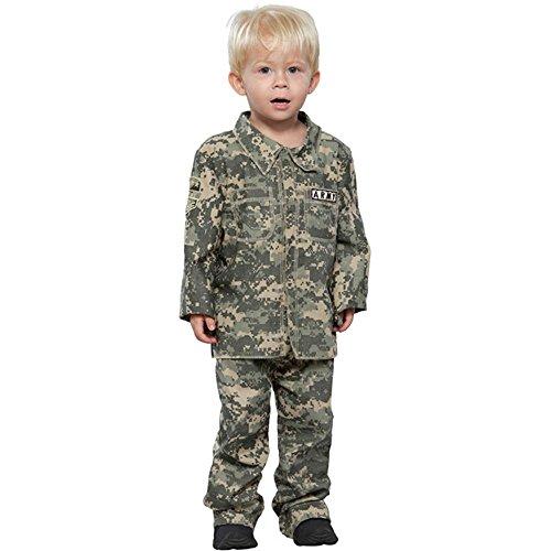 Kind 's Kleinkind Little Soldier Halloween-Kostüm (Größe: -