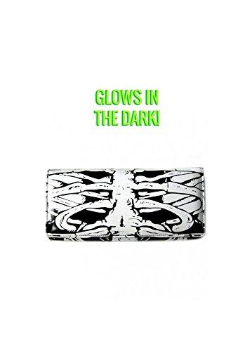 Banned Apparel , Portafogli  White/Black Glow Taglia unica