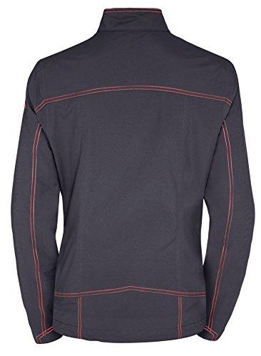 VAUDE Damen Jacke Women's Fusio Jacket Tarmac Grey