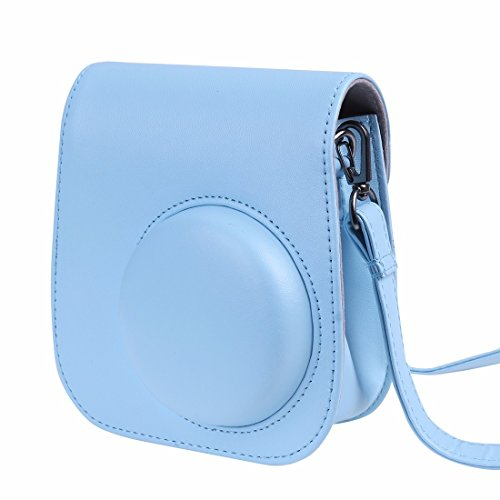 feeshow-bolsa-de-funda-protectora-para-fujifilm-instax-mini-8-camara-cuero-sintetico-pu-azul-talla-n