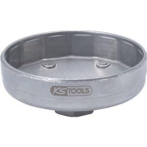 KS Tools 150.9289 Clé P15 pour filtre à huile en aluminium 12,7mm pas cher