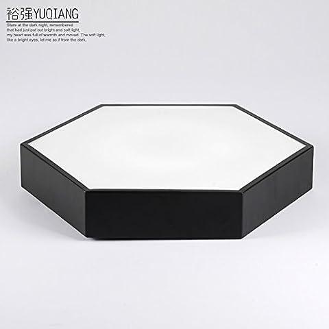 Pendente in alluminio luci moderno portfolio creativo ufficio minimalista di luce soggiorno camera da letto lampada luce ,60cm