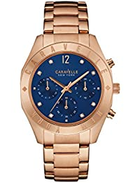 New Für Und York Armbanduhren Herren Uhren Online Caravelle Damen kTPiXZuO