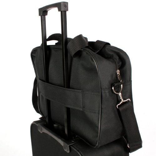 5 tlg. Kofferset Trolley Reisekoffer Koffer ink. Kulturbeutel ineinander Stapelbar - 4