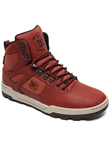 Dc - Spartan High Wr Boot Quemado Henna White