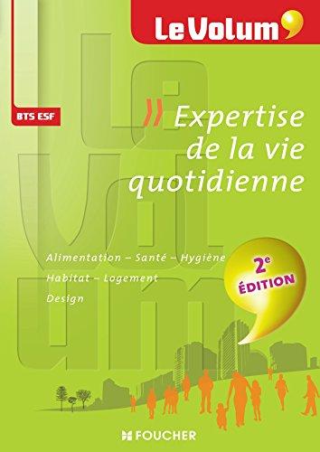 Expertise de la vie quotidienne - Le Volum' - BTS ESF