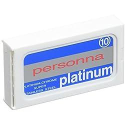 Personna Platinum cuchillas...
