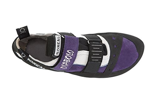 Diabola viola nero Lila bianco Violett Boreal 5dw4v5