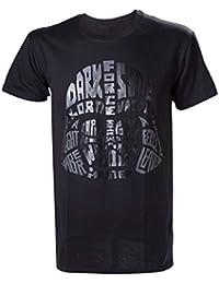 Star Wars T-Shirt -2XL- Darth Vader Word Play
