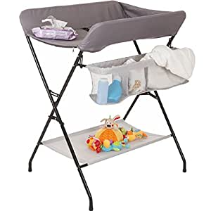 travel baby changing table station folding ideal for. Black Bedroom Furniture Sets. Home Design Ideas