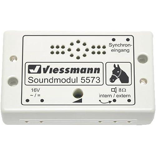 Viessmann 5573 - Soundmodul cavallo impennato