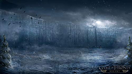 bubbleshirt Poster la barriera, Guardiani della barriera, The Winter is...