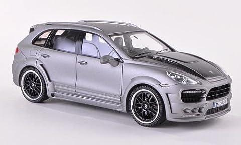 Hamann Guardian, mat-grau/Carbon, 2011, voiture miniature, Miniature déjà montée, Neo limited 300 1:43