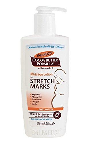 Palmers Cocoa Butter Massage Stretch Marks Lotion 250 ml (Schwangerschaftsstreifen)