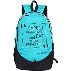 Polestar Buddy 30 Lt T. Blue Casual Travel Laptop Backpack School Bag