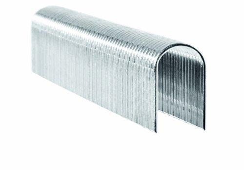 Rapid, 11890131, Agrafes en fil plat N°28, Longueur 9mm, 5000 pièces, Pour les câbles, Fil galvanisé, Haute performance
