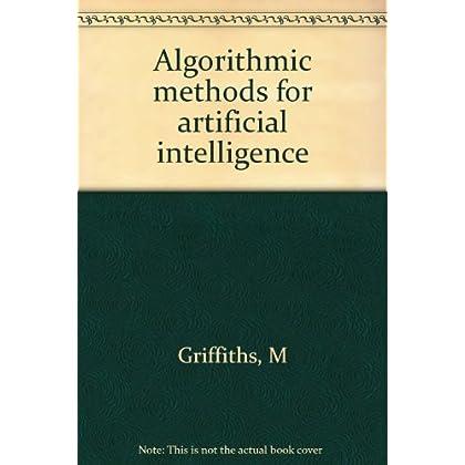 Algorithmic methods for artificial intelligence