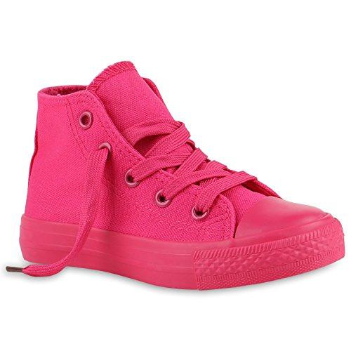 7dcca399bed Rosa Tênis Tecido Lace Crianças Das De Cano Sapatos Alto Sapatilhas  BEnZHqwxz ...