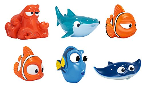 Bandai 36565 Looking for Dory - Bathroom Figures, 1 unit (various models)