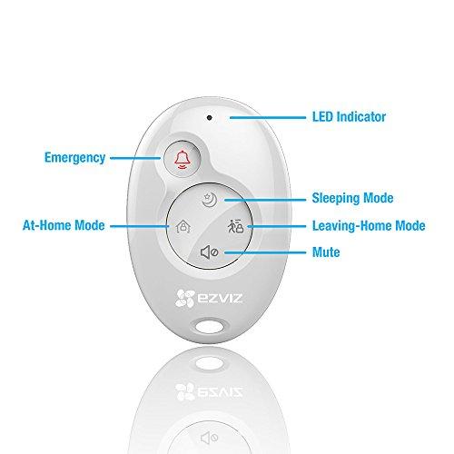 EZVIZpor-Hikvision-Kit-de-alarma-incluye-1-central-de-alarma-conectada-a-Internet-A1-1-mando-a-distancia-1-sensor-de-puertas-y-ventanas-inalmbrico-T6-1-sensor-PIR-inalmbrico-inmune-a-las-mascotas-WIFI