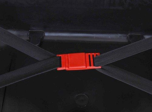 SH40HE92 Kit fijacion y maleta baul trasero SH40