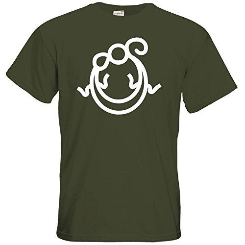 getshirts - Das Schwarze Auge - T-Shirt - Götter - Symbole - Tsa Khaki