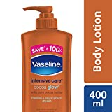 Best Moisturizer Body - Vaseline Intensive Care Cocoa Glow Body Lotion, 400 Review