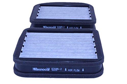 Preisvergleich Produktbild TECNOCAR EC685-2 Cabin Luft Filter