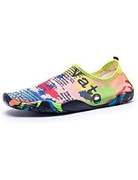 XIANV Unisex Schwimmen Schuhe Wasserschuhe Fahrrad Meer Strand Surfen Slippers Skifahren Yoga Schuhe Slip on Soft Fitness helle Schuhe