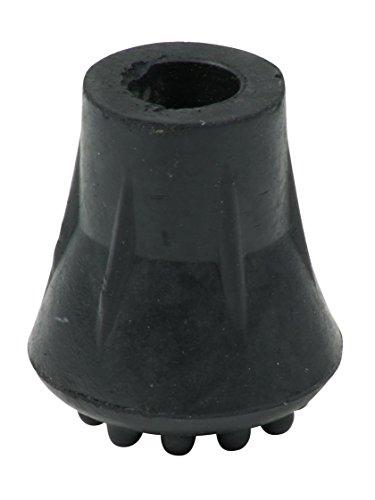 Gehstock-beschläge Absätze Pipped mit Unterlegscheibe - 12mm (10er pack)