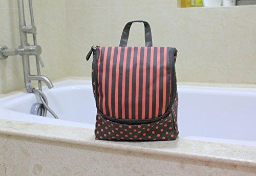 5cd03abdc9c9 Travel Hanging Toiletry Bag