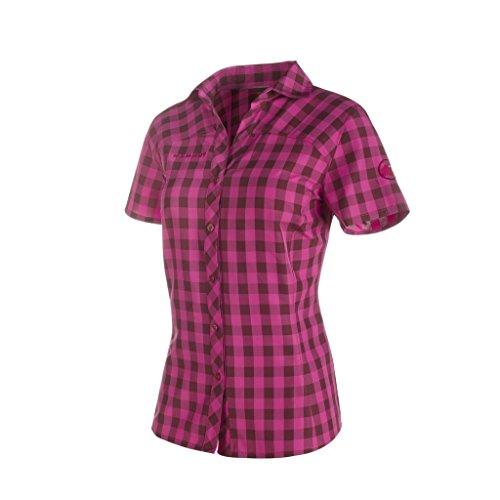 Mammut Aada Shirt Women - Reisebluse Pink