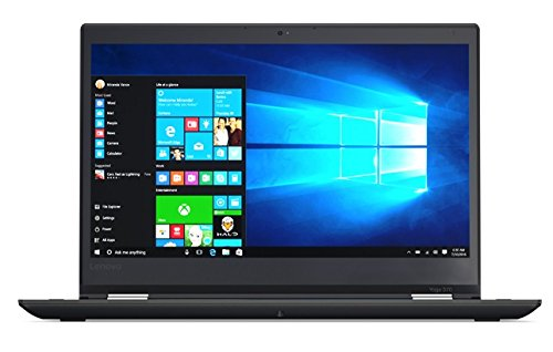 Lenovo 20JH002L ThinkPad Yoga 370 Chromebook (Intel Core i7, 256GB Festplatte, 8GB RAM, Win 10, 33,78 cm (13,3 Zoll)) schwarz Widescreen-display Intel Core