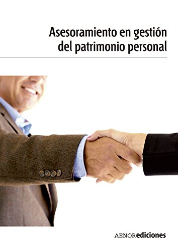 Asesoramiento en gestión del patrimonio personal por AENOR